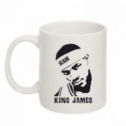 Кружка 320ml King James - FatLine