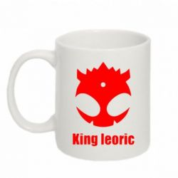 Кружка 320ml King Leoric - FatLine