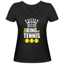 ������� �������� � V-�������� ������� King of Tennis - FatLine