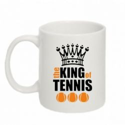 Кружка 320ml King of Tennis - FatLine