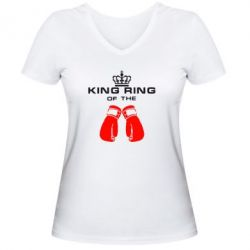 ������� �������� � V-�������� ������� King Ring - FatLine