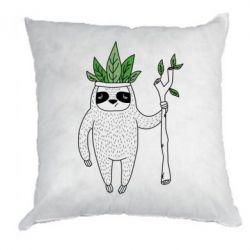 Подушка King sloths