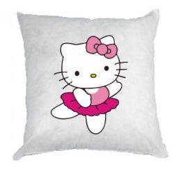 Подушка Kitty балярина - FatLine