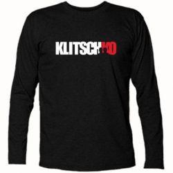 Футболка с длинным рукавом Klitschko - FatLine