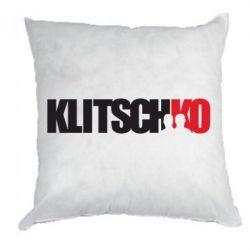 Подушка Klitschko - FatLine