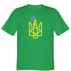 Мужская футболка Коктейль Молотова - FatLine