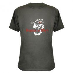 Камуфляжная футболка Король и Шут - FatLine