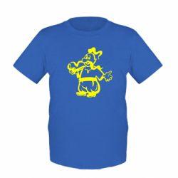 Детская футболка Козак з люлькою - FatLine