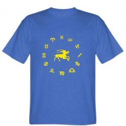 Мужская футболка козеріг - FatLine