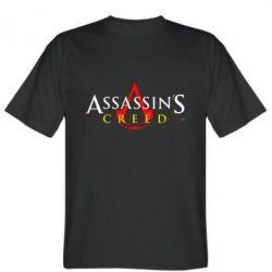 Мужская футболка Кредо убийцы - FatLine