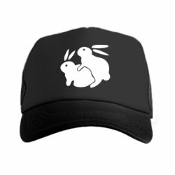 Кепка-тракер Кролики