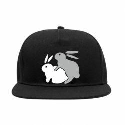 Снепбек Кролики - FatLine