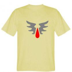 Мужская футболка Кровавые Ангелы - WarHammer - FatLine