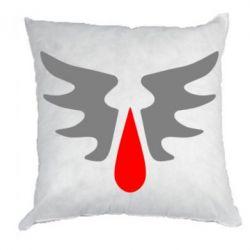 Подушка Кровавые Ангелы - WarHammer