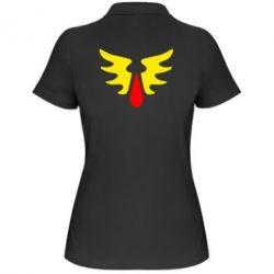 Женская футболка поло Кровавые Ангелы - WarHammer
