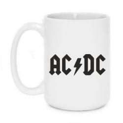 Кружка 420ml AC DC - FatLine
