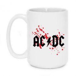 Кружка 420ml ACDC - FatLine