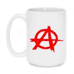 Кружка 420ml Anarchy - FatLine