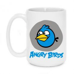 Кружка 420ml Angry Birds Ice - FatLine