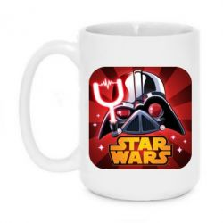 Кружка 420ml Angry Birds Star Wars Logo - FatLine