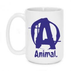 Кружка 420ml Animal - FatLine
