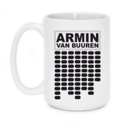 Кружка 420ml Armin Van Buuren Trance - FatLine