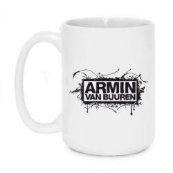 Кружка 420ml Armin Van Buuren - FatLine