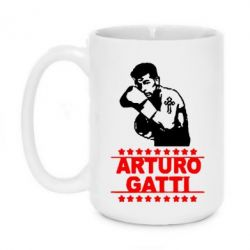 Кружка 420ml Arturo Gatti - FatLine