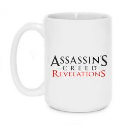 Кружка 420ml Assassin's Creed Revelations - FatLine