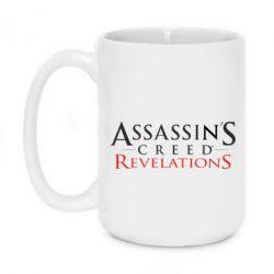 Кружка 420ml Assassin's Creed Revelations - FatLine
