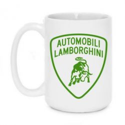 Кружка 420ml Automobili Lamborghini - FatLine