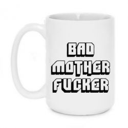 Кружка 420ml Bad Mother F*cker - FatLine