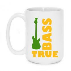 Кружка 420ml Bass True - FatLine