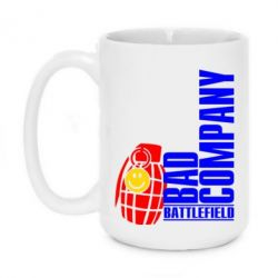 Кружка 420ml Battlefield 2 Bad Company - FatLine