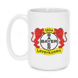 Кружка 420ml Bayer Leverkusen - FatLine