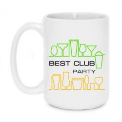 Кружка 420ml Best Club Party - FatLine