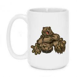 Кружка 420ml Big Bear - FatLine