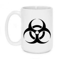 Кружка 420ml biohazard - FatLine