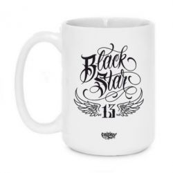 Кружка 420ml Black Star Original - FatLine