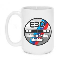 Кружка 420ml BMW E30 Ultimate Driving Machine - FatLine