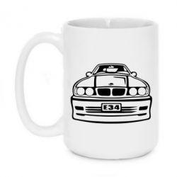 Кружка 420ml BMW E34 - FatLine