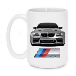 Кружка 420ml BMW M Power Car
