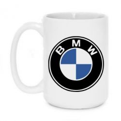Кружка 420ml BMW - FatLine