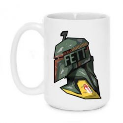 Кружка 420ml Boba Fett - FatLine