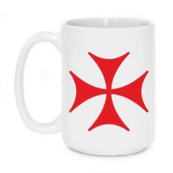 Кружка 420ml Болнисский крест - FatLine