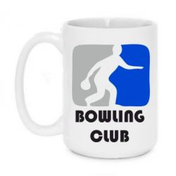Кружка 420ml Bowling Club - FatLine