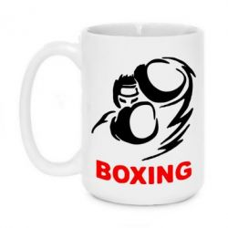 Кружка 420ml Boxing