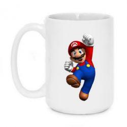 Кружка 420ml Brother Mario - FatLine