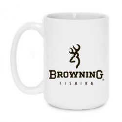 Кружка 420ml Browning - FatLine