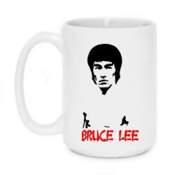 Кружка 420ml Bruce Lee - FatLine